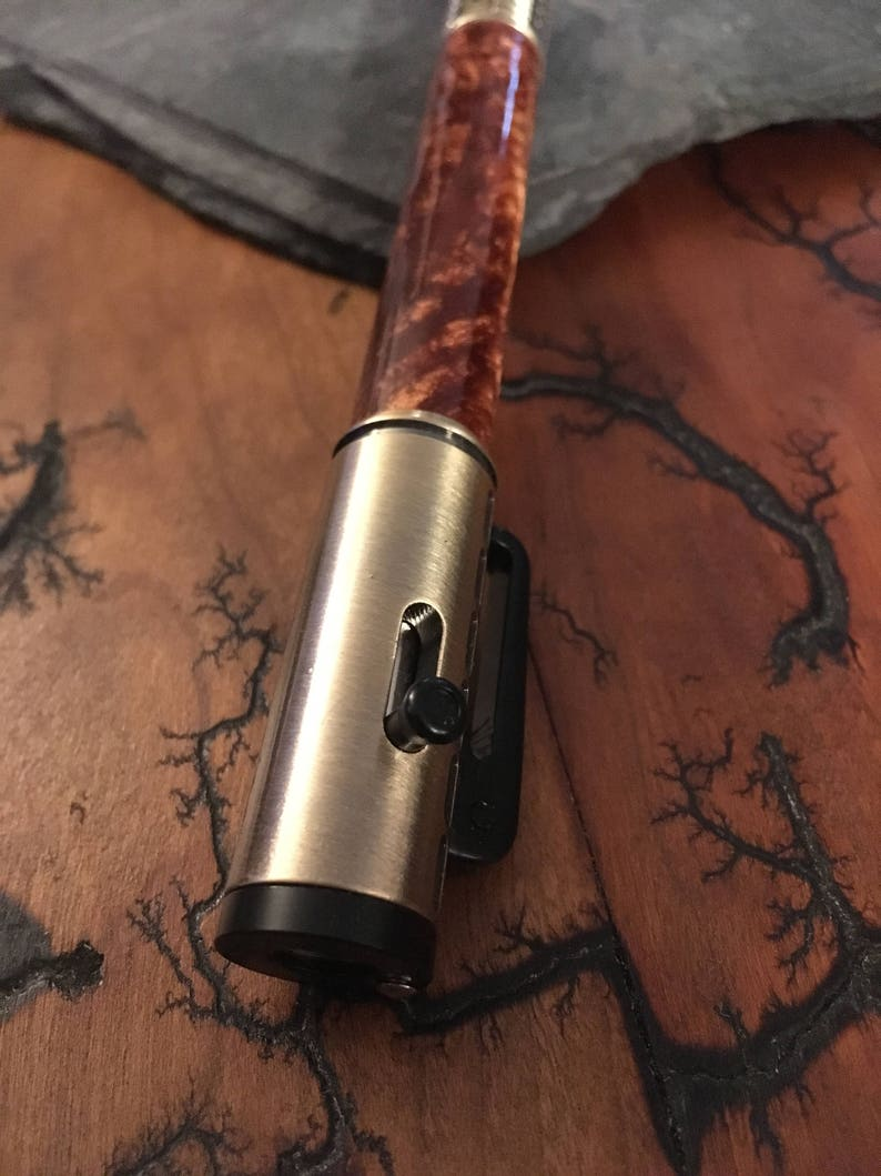 Semi Automatic Rifle Pen Specialty Wood