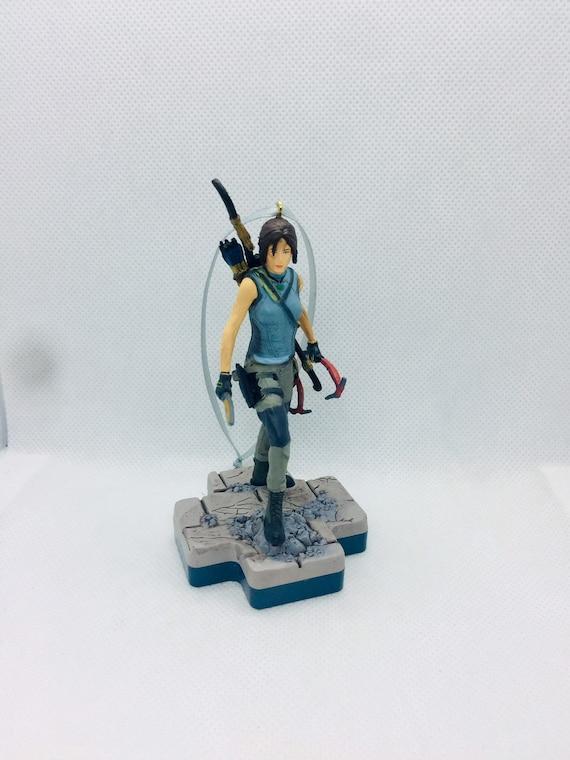 New Lara Croft Tomb Raider Christmas Ornamenr Stocking Gift Etsy