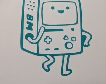 Dancing BMO Decal
