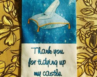 Disney Cinderella Mousekeeping Envelope Printable