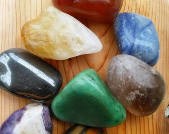 Healing Stones and Sets