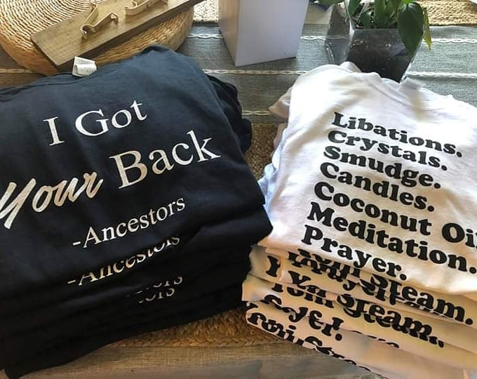 Featured listing image: I Got Your Back-Ancestors TShirts