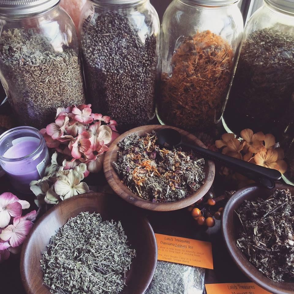 Mugwort/Rue/Hyssop Organic Herb