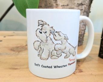 Wheaten Terror Mug