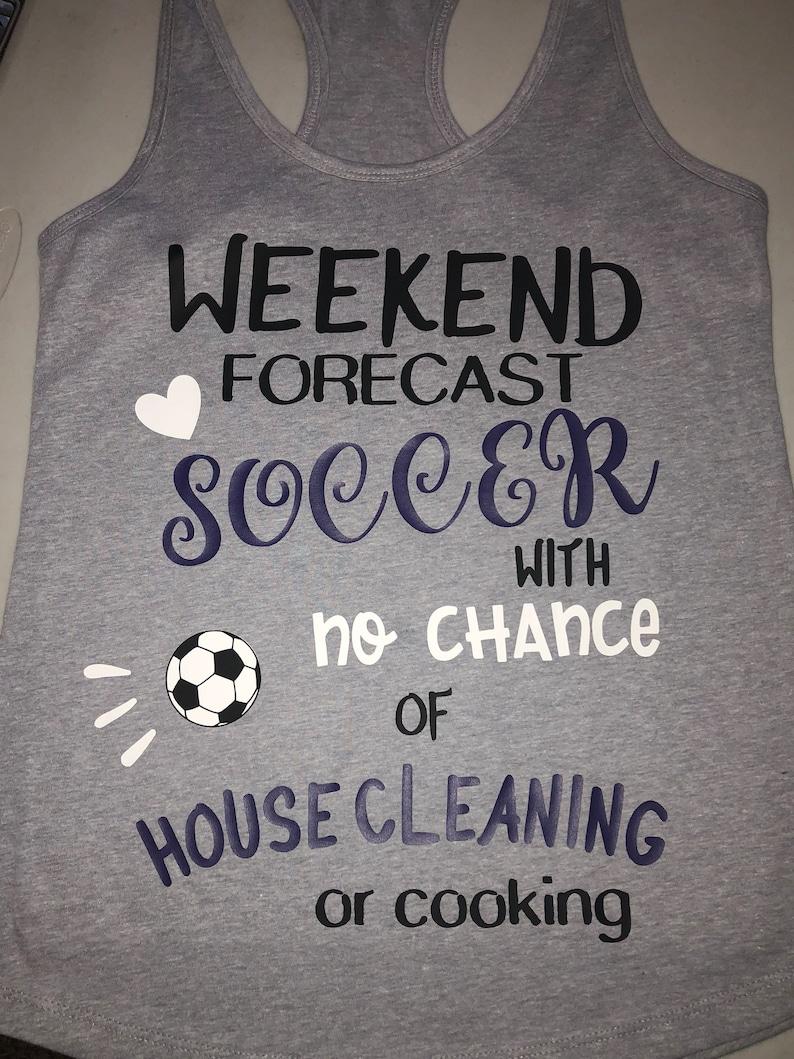 18d69dafb98 Soccer Mom Shirt Soccer Mom Tshirt Game Day Shirt   Etsy