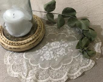Vintage Lace Doilie