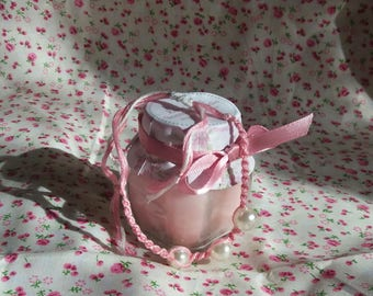 Pink Pearl Adjustable Bracelet