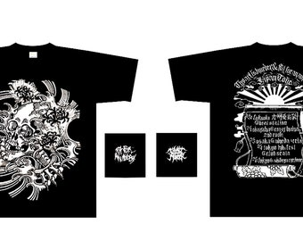 Thy Art Is Murder/Fit For An Autopsy Japan Tour TEE