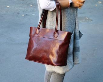 leather bag, handmade leather bag, handbag, woman leather bag, elegant leather bag, made in Italy handbag