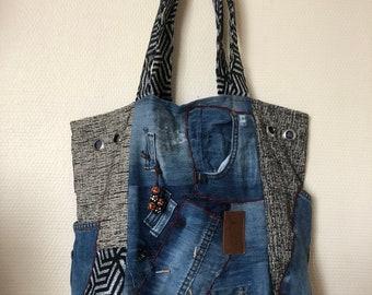 THE Parisian city tote bag