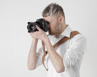 Camera Strap, Camera Strap, Leather Camera Strap, Mono Camera Strap, Leather Camera Sling, Sling Camera Strap, Ready To Ship