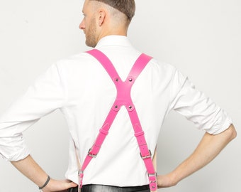 Pink Camera Harness, Two Cameras Harness, Two Cameras Strap, Photographer Harness, Cameras Harness, Cameras Straps, Photographer Strap