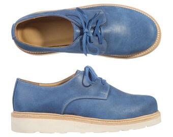 Men's Walking Boots, Casual Shoes, Vibram Sole, Demi-season Shoes, Casual Boots, leather shoes, Shoes, shoes for men, leather boots