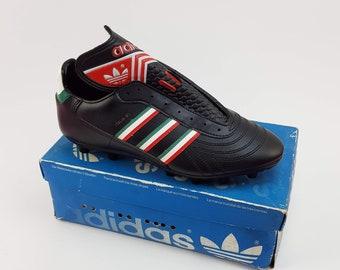 ff7c1383c ADIDAS Sadeghi Italia 90 Soccer years 90 Vintage black size 40