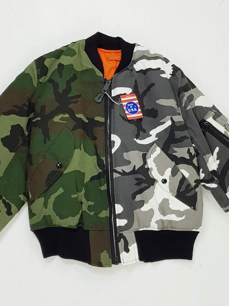 90s Burberry Black Bomber Jacket (XL) Deadstock
