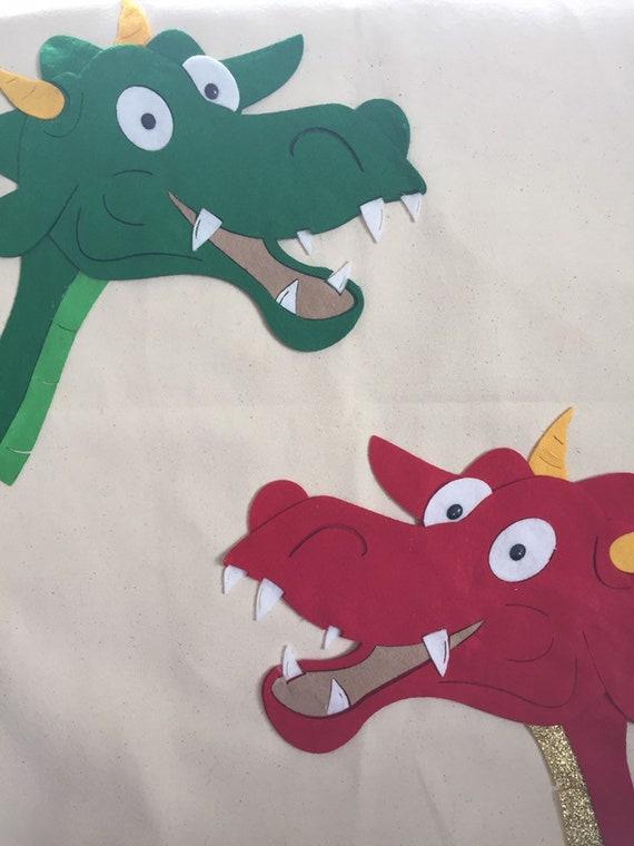 álbumes de recortes Vestido para arriba Botones Artesanías elaboración de tarjetas Cuento de dragón