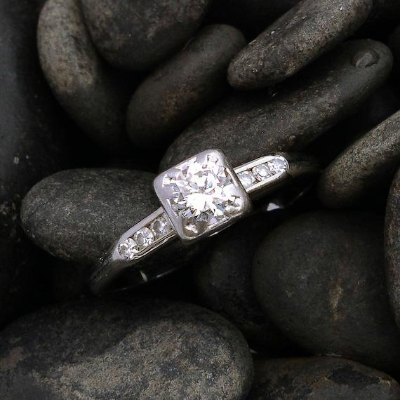 Incredible multi-diamond ring