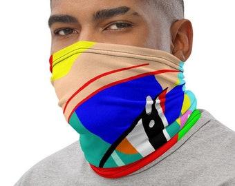 Always Looking at U - Face Mask / Neck Gaiter
