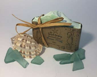 Ocean Mist soap bar- Fresh Linen