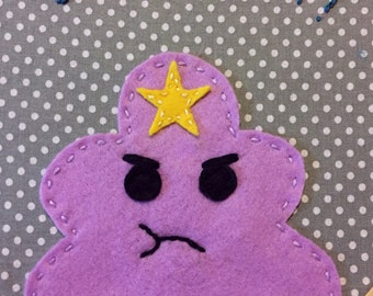 Felt LSP embroidery piece- AS IS