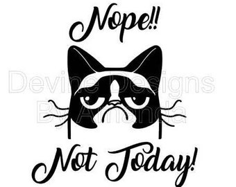 Grumpy Cat SVG FILE