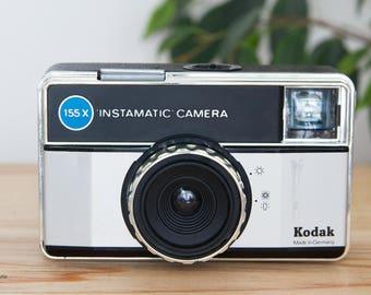 Kodak instamatic 155 X Vintage Camera