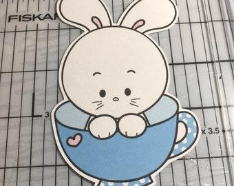 Tea or Coffee Bun Planner Die Cut