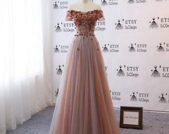 Puffy Ball Gown Dresses