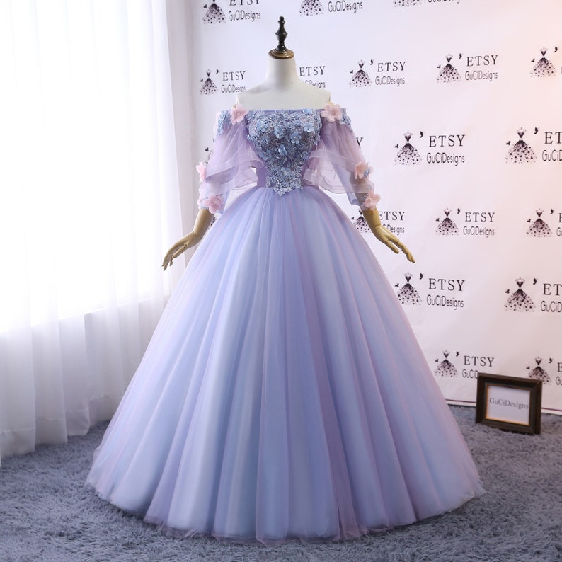 ca4cb373413 Custom Women Prom Dress Ball Gown Long Quinceanera Dress