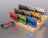Jeep Wallet - Choose Your Colors