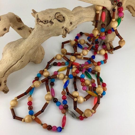 VTB 2 Tribal Beads Turkmen Jewelry Set of 2 Big Vintage Turkmen Handmade Metal Beads Supply Ethnic Beads