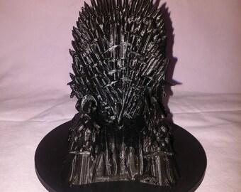 Iron Throne Phone Cradle/Phone Stand/Phone Dock/Iron Throne/Iron Throne Phone/3D Print Christmas/Christmas 3D Printed/3D Printed Decor