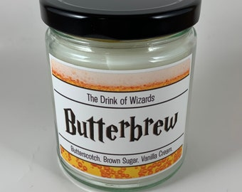 Butterbrew Inspired Candle