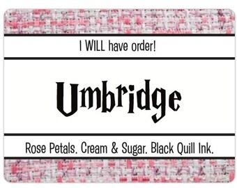 Umbridge   Wizarding Inspired Candle