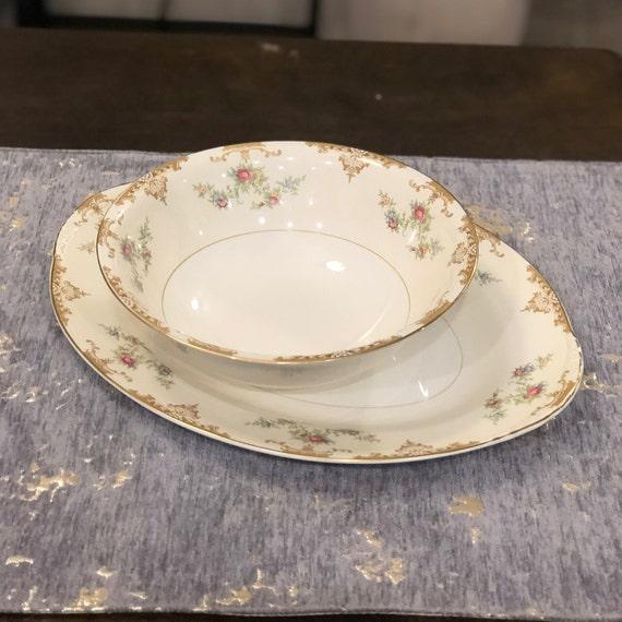 Homer Laughlin china pieces