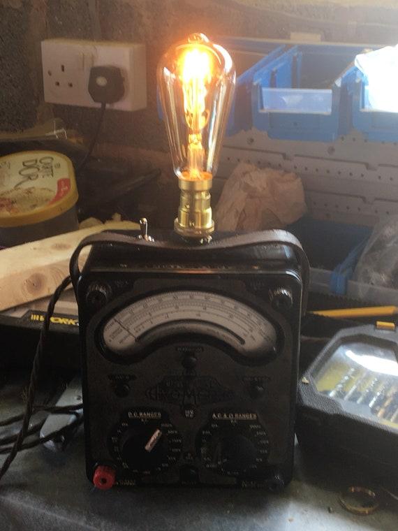diy steampunk gauge