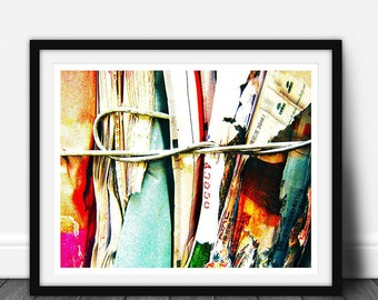 Paper 2, Abstract photography, Abstract Photography Print, Abstract Art, Abstract Art Print, Modern, Home  Decor Wall Art, Digital Downloads