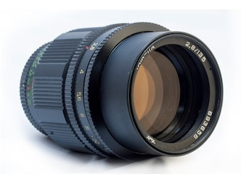 Tair-11 a 135mm F2.8 russe Vintage objectif pour Nikon for sale  Delivered anywhere in Canada