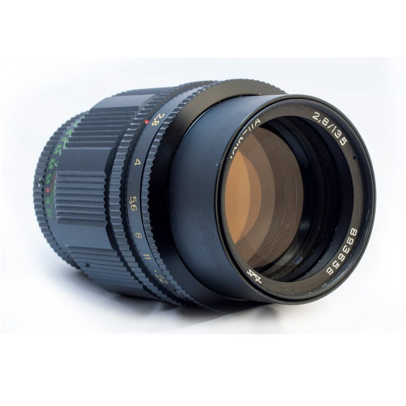 Tair-11A 135mm F2 8 Russian Vintage Lens for Canon EOS