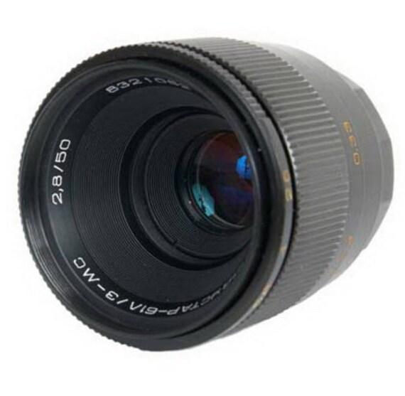 Industar-61 L/Z 50mm F2 8 Russian Vintage Lens for M42