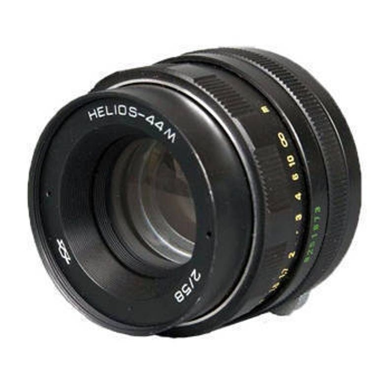 Helios 44M 58mm F2 Russian Vintage Lens for Sony Alpha