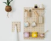 Big rectangle pegboard