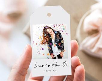 Photo Card, Hen Do Party Tags, Hen Do Survival Kit Cards, Hangover Kits, Hen Do, Party, Party Bags Party, Survival Cards