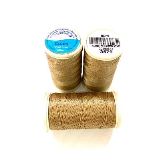 Coats Nylbond Colour No 3579 Beading Thread 60m