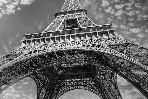 photograph regarding Printable Pictures of the Eiffel Tower known as Paris artwork deco print Eiffel Tower print Black and white Paris images Eiffel Tower artwork