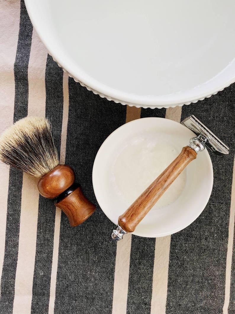 Custom Safety Razor Shaving Kit Shaving Set Shaving Brush image 0