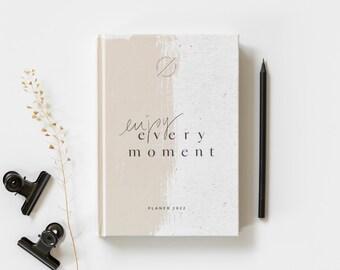 TASCHEN CALENDAR 2022 / Enjoy Bullet Journal Calendar for 2022 with plenty of space for your design