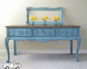 Buffet Entry Table Sofa Table Changing Table