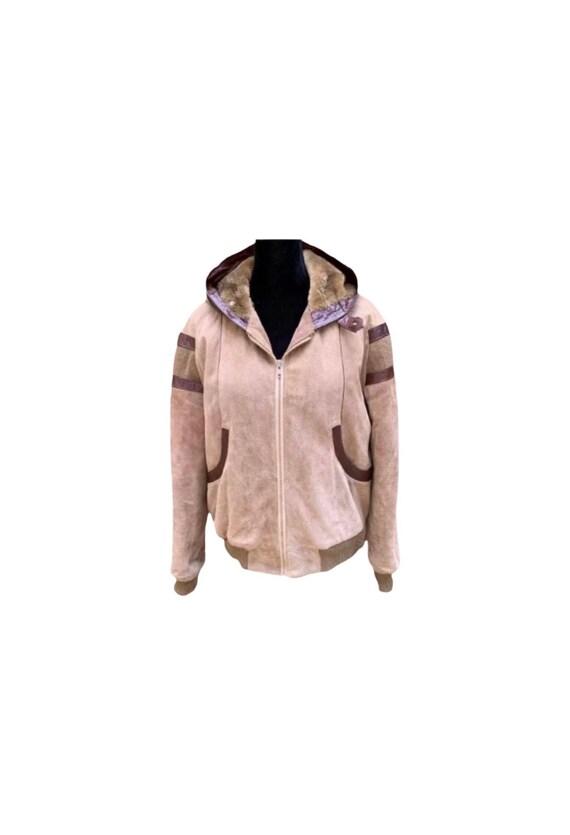 Leather Jacket | Wilsons Leather | Fur Lined | Par