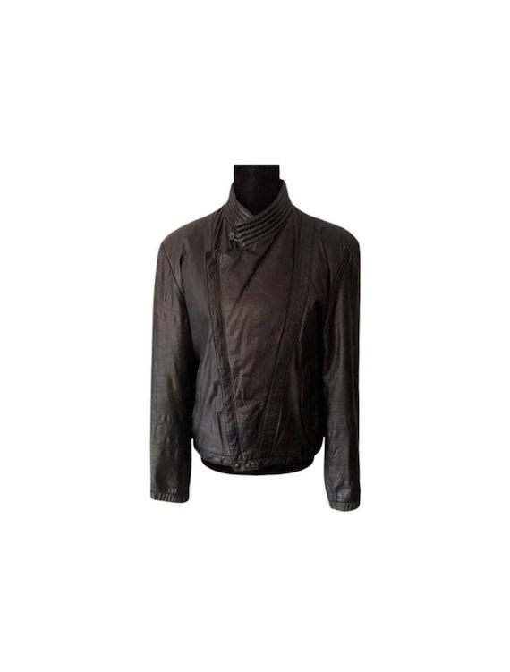 Leather Jacket   M. Julian   Motorcycle Jacket   8